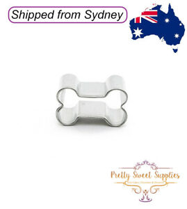 """DOG BONE Mini Cookie Cutter 1.75"""" - Biscuit Pastry Fondant Baking Tools Cake"""