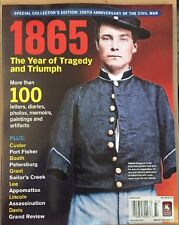 1865 Collector's Edition Custer Fort Fisher Booth Grant Spr 2015 FREE SHIPPING!