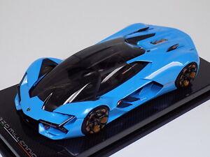"1/18 MR Collection Lamborghini Terzo Millennio Baby Blue "" Cepheus "" #10/10"