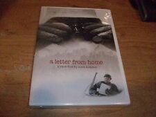 A Letter From Home A Short Film by Mark Kirkland DVD An Intimate Story NEW