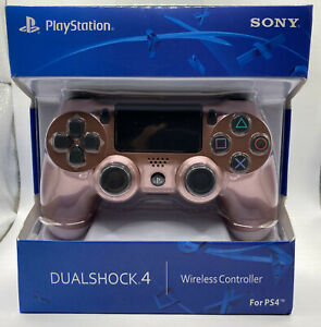 Sony PlayStation PS4 3004142 Dualshock 4 Wireless Rose Gold Controller (New)