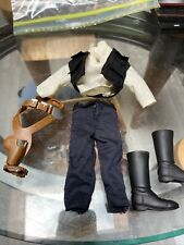 """Hasbro 1/6 12"""" Han Solo Outfit For Sideshow SHF Hot Toys Or Custom."""