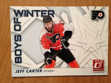 Lot of 53 Jeff Carter Flyers Kings hockey cards inserts +