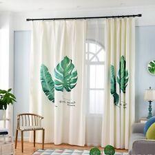 Dormitorio Infantil Algodón Correa Lujo Cortina Ojales Uni Super Calidad