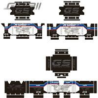 Dekorative Reflektierend Aufkleber Für BMW R1200GS R1250GS ADV Aluminium Box