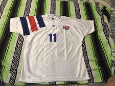 Adidas USA 1990 World Cup Soccer Jersey 11 Wynalda