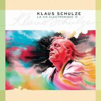 KLAUS SCHULZE - LA VIE ELECTRONIQUE 15 3 CD NEW+