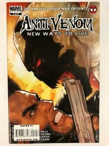 AMAZING SPIDER-MAN PRESENTS: ANTI VENOM NEW WAYS TO LIVE #2 2009 7.5 VF-