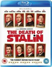 The Death of Stalin Blu-ray 2017 DVD Region 2