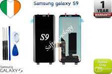 Original Black Samsung Galaxy S9 G960 LCD Screen Display Replacement Assembly