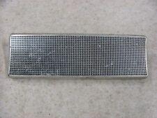 Original 1957 57 Chevrolet Chevy Bel Air Radio Delete Block Off Plate Panel