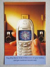 Nokia Telstra Advert Avant Card #5938 Postcard