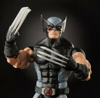 Marvel Legends X Force Series Wolverine Action Figure with BAF Wendigo NEW