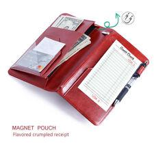 Waiter Book Server Wallet Pads Waitress Book Restaurant Guest Check Money Holder