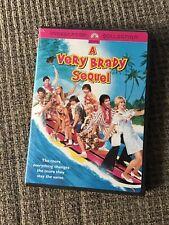 A Very Brady Sequel (DVD, 1996), RARE OOP, GARY COLE, SHELLEY LONG