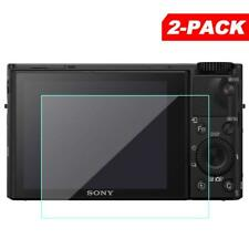 2x Tempered Glass Screen Protector for Sony DSC RX100 II III IV V M2 M3 M4 M5