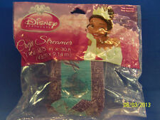 The Princess & the Frog Tiana Disney Birthday Party Decoration Crepe Streamer
