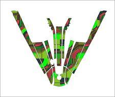 kawasaki 550 sx jet ski wrap graphics pwc stand up jetski decal kit 4