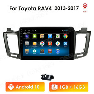 "10.1"" Android 10 Autoradio Für Toyota RAV4 GPS Navi WiFi USB DAB+ OBD2 Bluetooth"