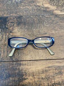 VERA WANG V022 AZ Eyeglasses Frame 50-16-140 G116