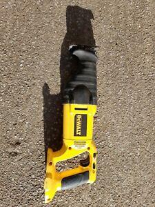 Dewalt DC385 18v Cordless Reciprocating saw, XRP