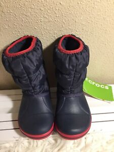 Crocs Infant Snow Boots Size C7