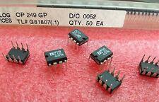 100pcs OP249GP AD Precision JFET, High Speed, Dual Operational Amplifier OP249