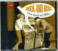 ROCK AND ROLL. The best of 50s CD audio