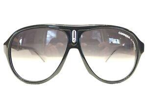 Carrera 38 8X49O Unisex Black & Blue 1970's Style Aviator Sunglasses Frames 59