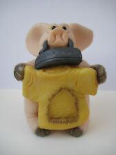 Piggin Collectors club PIGGIN IRONING, 1999, Hand Made