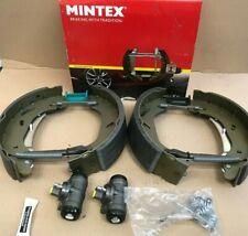 Mintex Bremsbackensatz + Radbremszylinder +  Zubehör  FORD TRANSIT MSP284