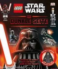 Fachbuch LEGO® Star Wars™, Die Dunkle Seite, Hintergrundgeschichten, NEU
