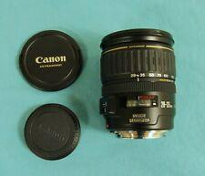 Canon EF 28-135mm F3.5-5.6 IS AF USM  - excellent condition