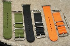 I watch Apple Style MOD Design Nylon Watch Strap band 42mm