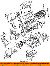 CHRYSLER OEM-Engine Cylinder Head Gasket MD165614