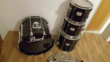PEARL CZX STUDIO ALL BIRCH SHELL SCHLAGZEUG SHELLSET REFERENCE PRE MASTERS