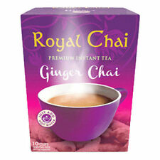 Royal Chai Instant Tea Powder Sachets Sweetend / Unsweetened Assorted Flavours