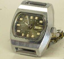 Cardinal Baker Export RAKETA Russian Day Date Wrist Watch 2628H USSR 19 jeweles