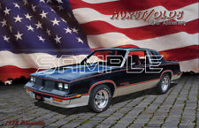 1983 Hurst Olds American Muscle Print