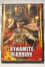 dynamite warrior ong bak ntsc import dvd English subtitle