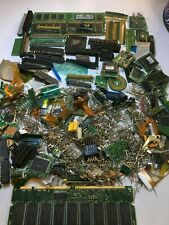 420gr computer scrap parts and pins for gold and other precious metals recovery