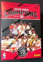 Official Panini 2019 NBA Champions Toronto Raptors Team Set [ 30 Cards ] NEW