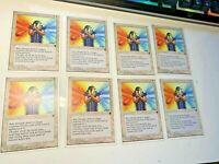 8x  Playsets Indestructible Aura  MTG Chronicles CH Magic Gathering