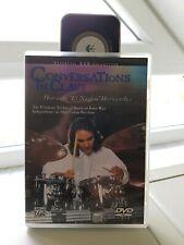 """HORACIO """"El Negro"""" HERNANDEZ ´Conversations in Clave´ Schlagzeug Drum DVD"""