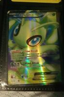 Pokemon TCG Boundaries Crossed - Full Art Ultra Rare - Celebi EX 141/149 - LP x1