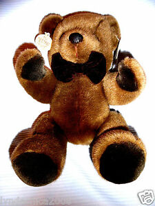 Vintage WINSLOW Teddy Bear Plush Toy By GANZ Heritage Collection ***BRAND NEW***