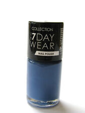 Collection 7 Day Wear Nail Varnish / Polish - 24 Boo Blue