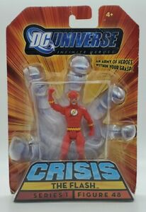 "DC Universe Infinite Heroes Crisis THE FLASH 3.75"" Series 1 Figure 48"