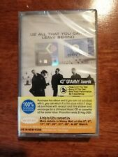 U2 - All That You Can't Leave Behind - Malaysia Ori Press Cassette (Brand New)