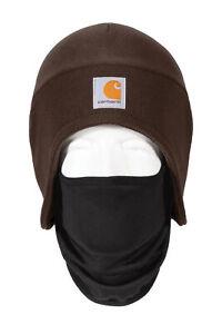 Carhartt 2-N-1 Headwear Watch Hat Beanie 2 In 1 Sock Cap Mask CTA202 - Pick